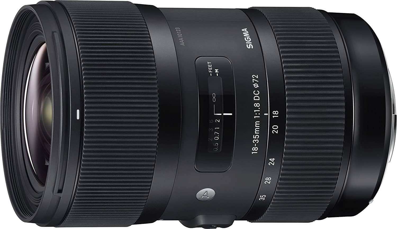 Sigma F1.8 Art DC HSM Lens