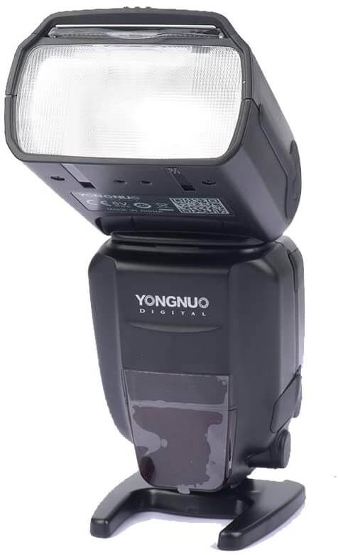 YONGNUO Flash for Canon 5D Mark III