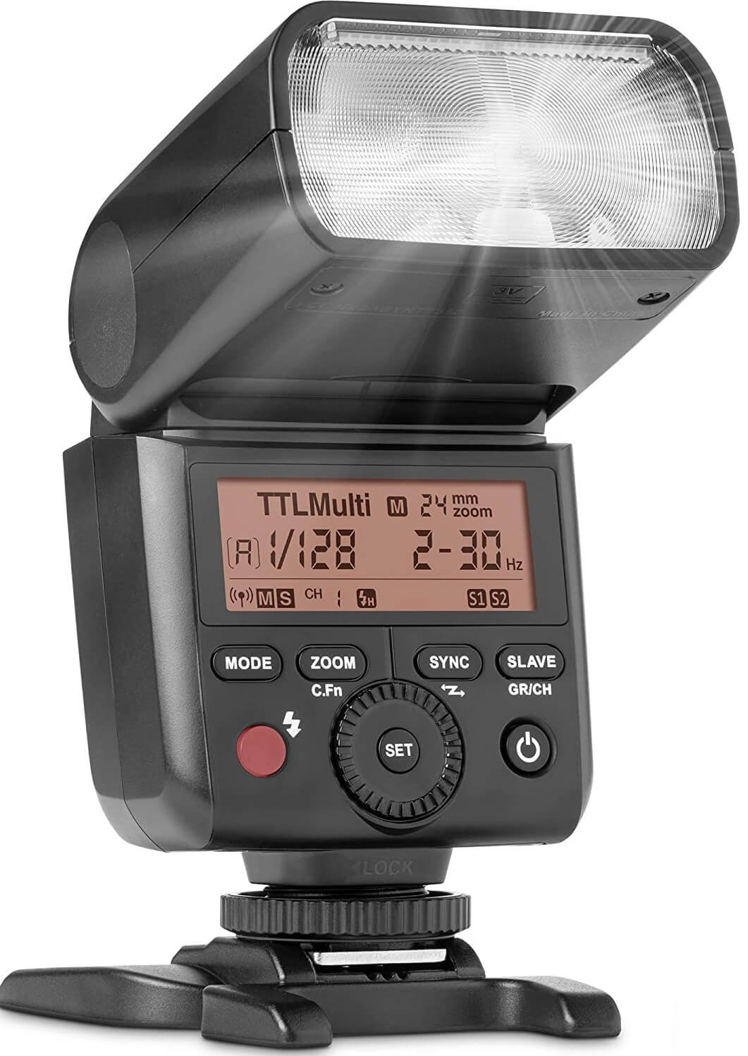 Altura Photo AP-305C Speedlight Flash