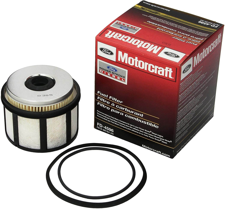 Motorcraft Fuel filters for 7.3 Powerstroke