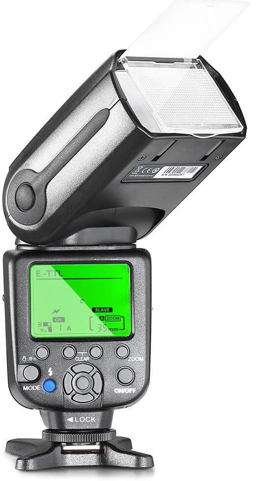 Neewer NW565EX Flash for Canon 70D