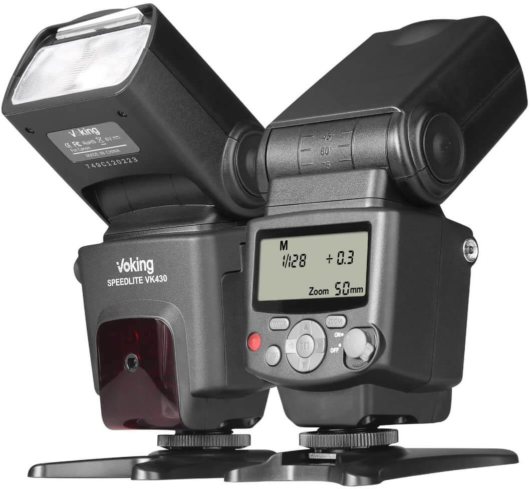 Voking VK430 Flash for Canon T6I