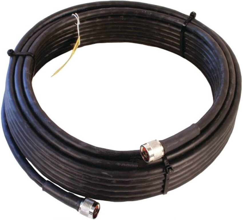 WILSON Coax for HF Ham Radio