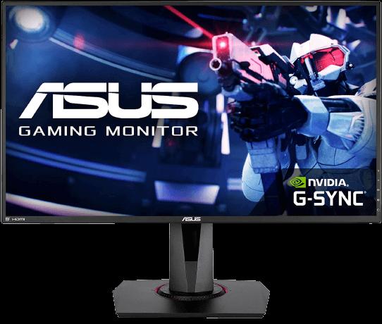 ASUS Gaming Monitor for GTX 1060