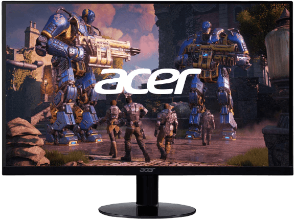 Acer SB240Y Monitor for GTX 1060