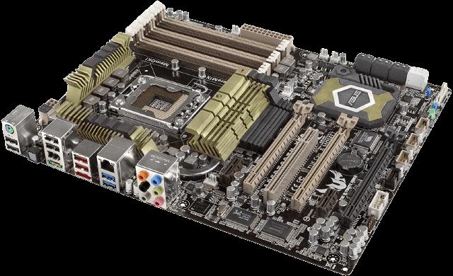 Asus X58 Motherboard