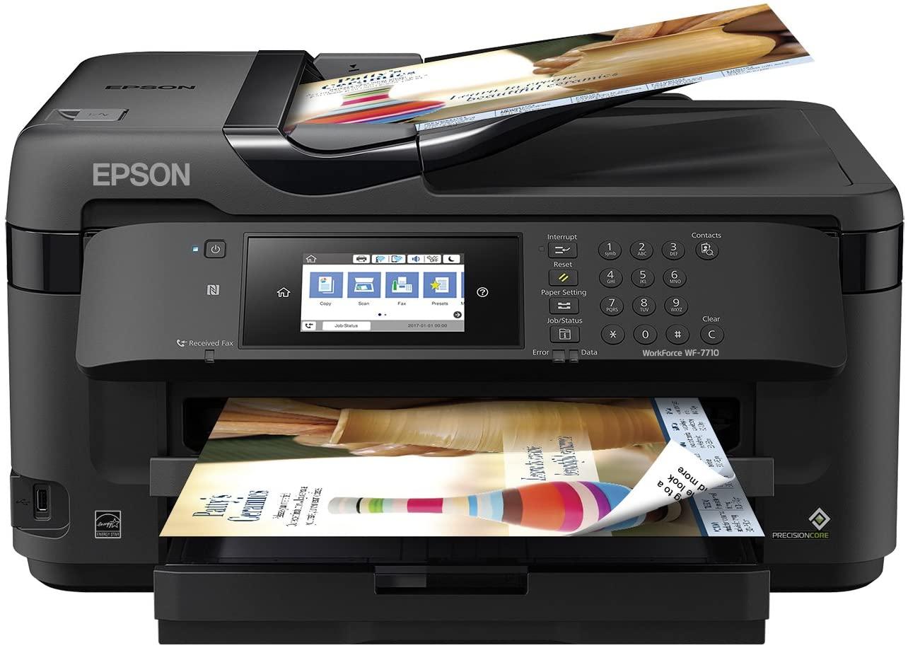 Epson Wireless Color Sublimation Printer
