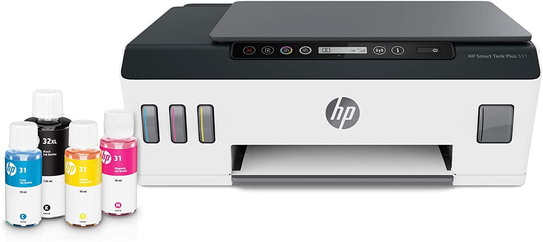 HP Smart-Tank Plus All-in-One Printer