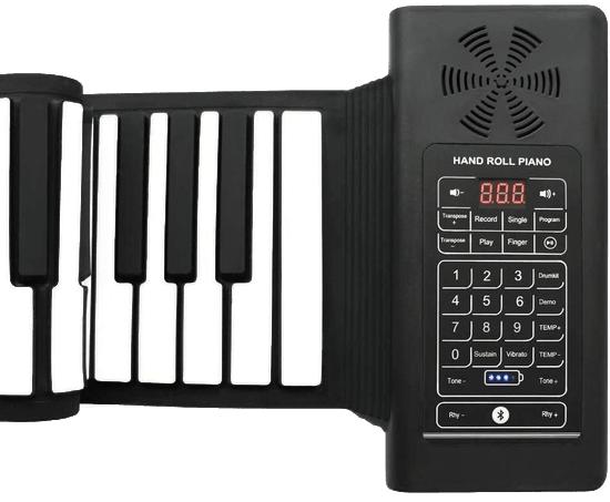 KikerTech Roll Up Piano Keyboard
