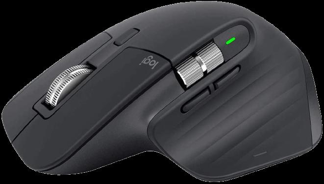 Logitech MX Mouse For Music Production