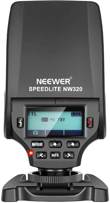 Neewer NW330 Flash for Sony a6300