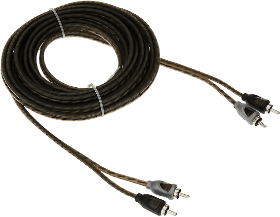 Rockford Fosgate RCA Cables