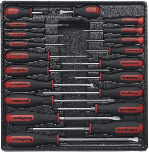 GearWrench Dual Material Screwdriver