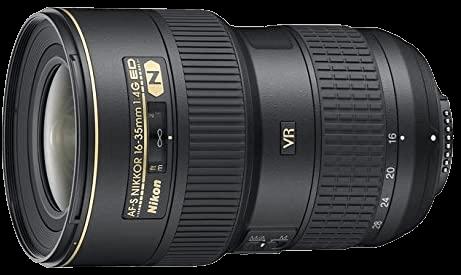 Nikon AF-S FX NIKKOR Lens for D810