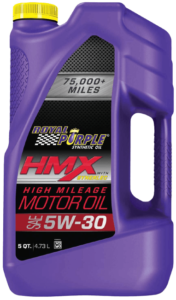Royal Purple High Mileage Synthetic Motor Oil