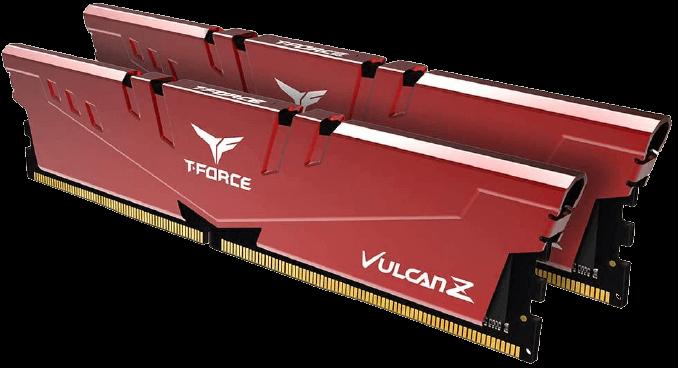 T-Force Vulcan Z DDR4 RAM