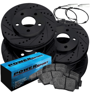 BMW 335i Power Sport Brake Pads