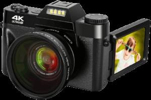 Cedita 4K Digital Camera