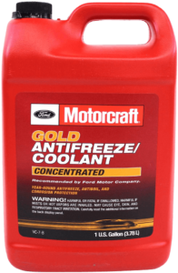 Ford Fluid Coolant