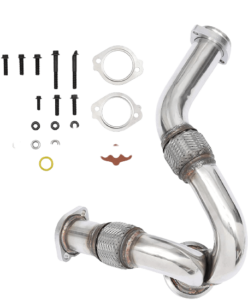 HQPASFY Turbocharger Y-Pipe