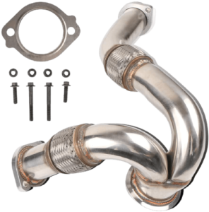 MOSTPLUS Y-pipe for 6.0 Powerstroke