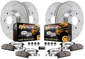 Power Stop Brake Pads for RV Towing