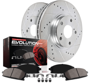 Power Stop Z23 Brake Pads for RV Towing