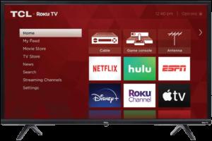 TCL 32 Inch Roku Smart TV