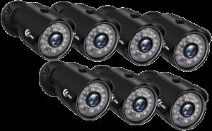 XVIM 8CH Security Camera