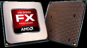 AMD FX Series Desktop AM3 Processor