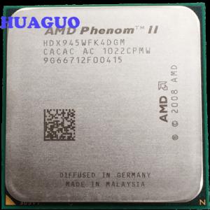 AMD Phenom II X4 AM3 Processor