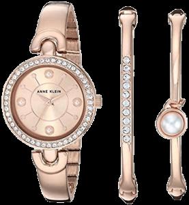 Anne Klein Women's Swarovski Watch