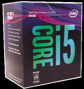 Intel Core i5-8400 6-Core Processor