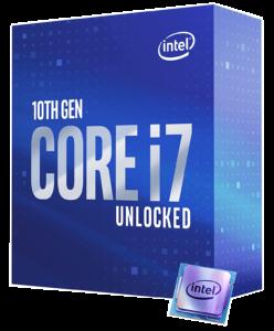 Intel Core i7-10700K 8-Core Processor