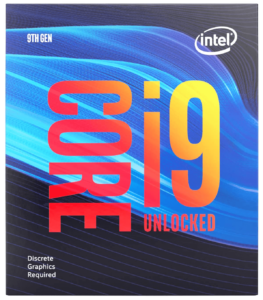 Intel Core i9-9900KF CPU