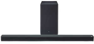 LG SK8Y SoundBar with Built-in Chromecast