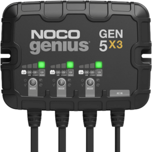 NOCO Genius 12V Onboard Battery Charger