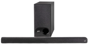 Polk Audio SoundBar with Built-in Chromecast
