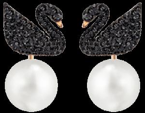 Swarovski Women's Iconic Swan Jewelry