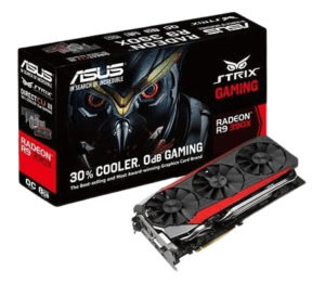 ASUS STRIX Radeon R9 390X Graphics Card
