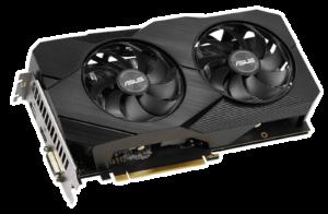 Asus GeForce GTX 1660 GPU