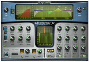 Channel G Compact strip plugiN By mcDSP