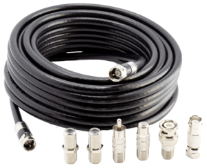 Digital Coaxial Cable Kit with Universal Ends