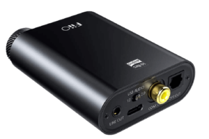 FiiO K3 Type-C USB DAC Amp for HD650