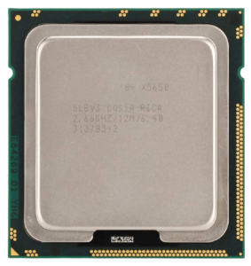 Fosa 1 Xeon X5650 LGA1366 CPU