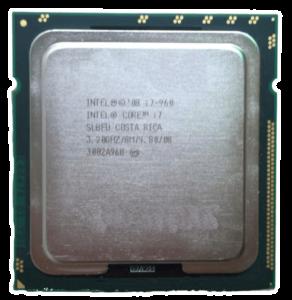 Intel Core I7 960 LGA1366 CPU