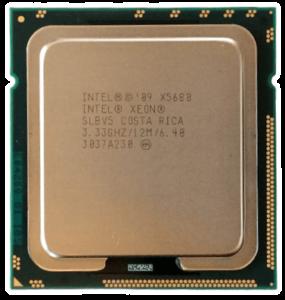 Intel Xeon X5680 LGA1366 CPU