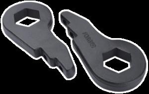KSP Torsion Key Kit