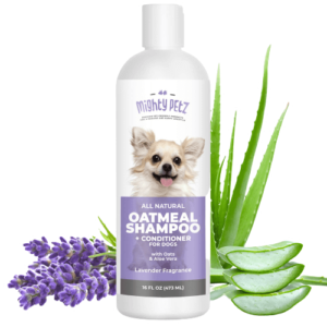Mighty Petz All Natural Shampoo for dogs