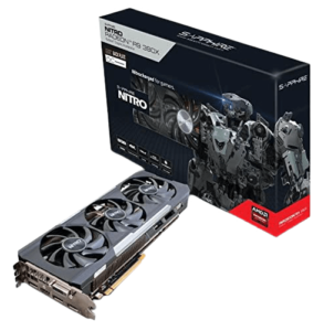 Sapphire Radeon Nitro R9 390X Graphics Card